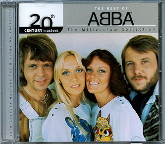 Canada - The Best of ABBA - Millennium Collection