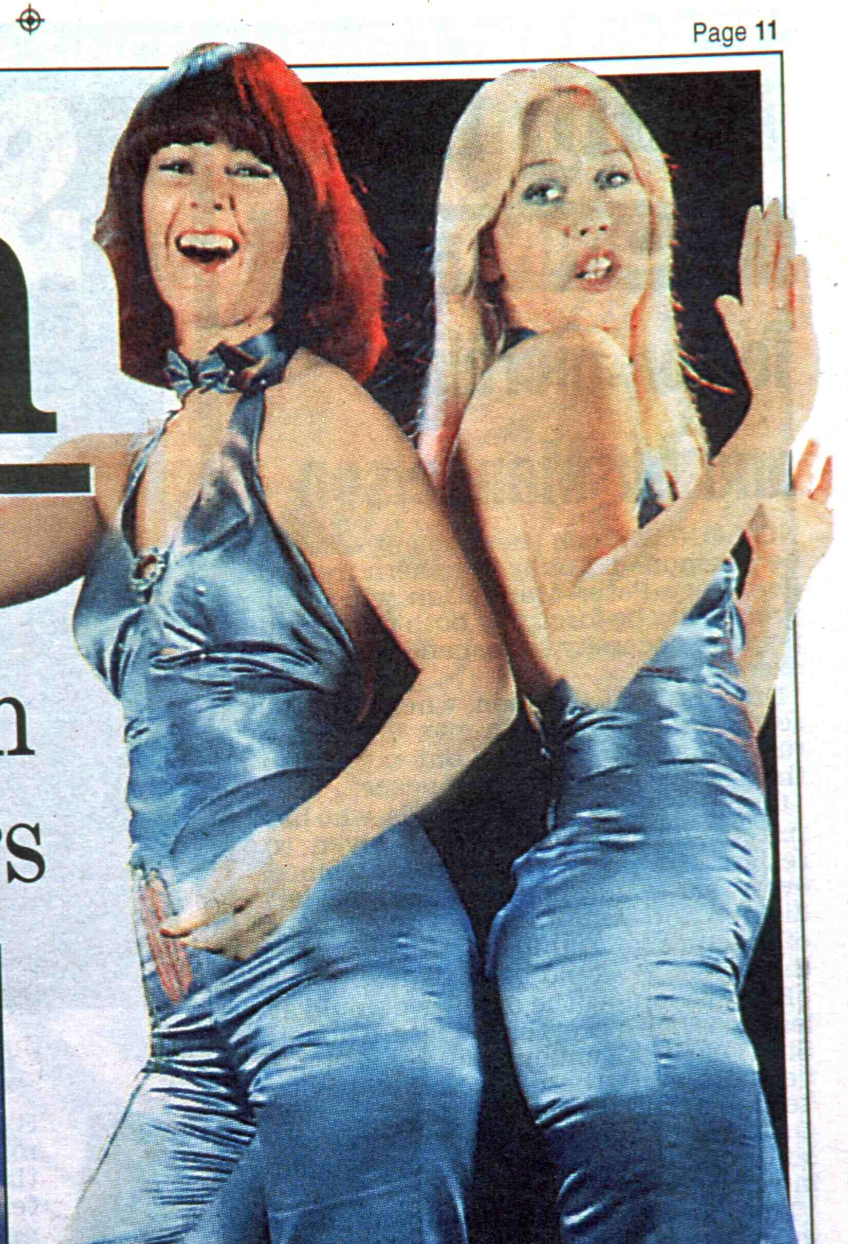 Abba from Daily Mail
