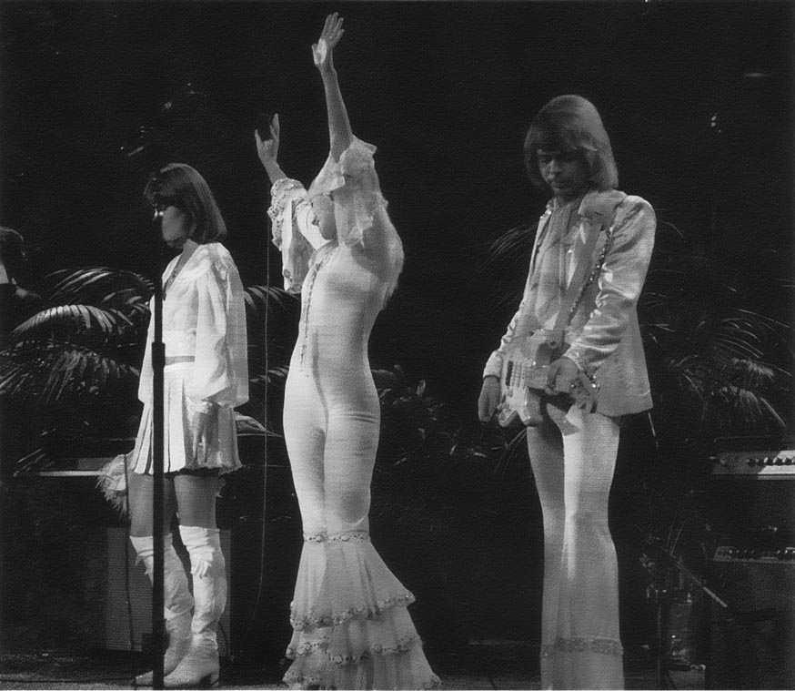 abba hands up