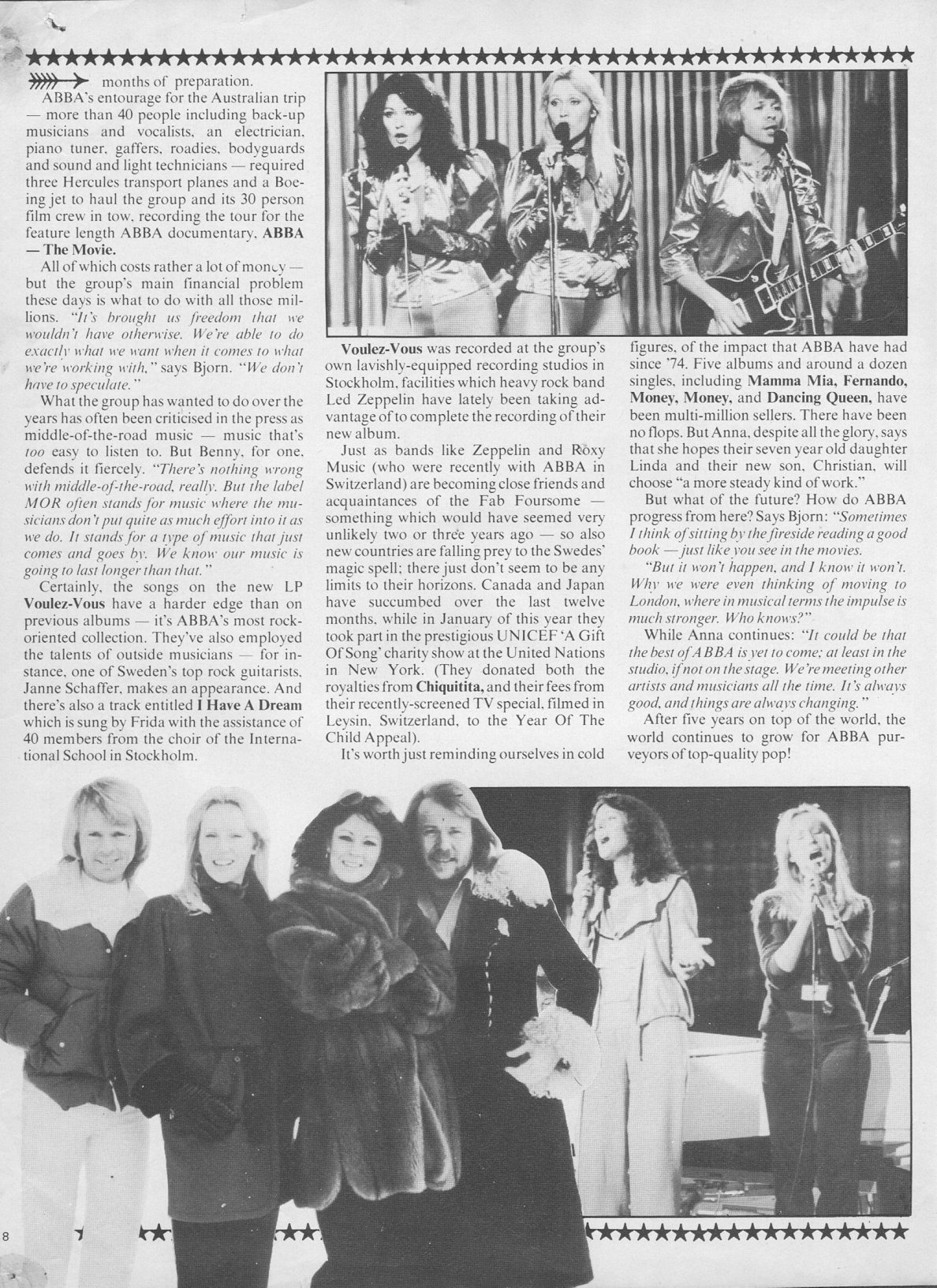 abba all the way page two mag unknown