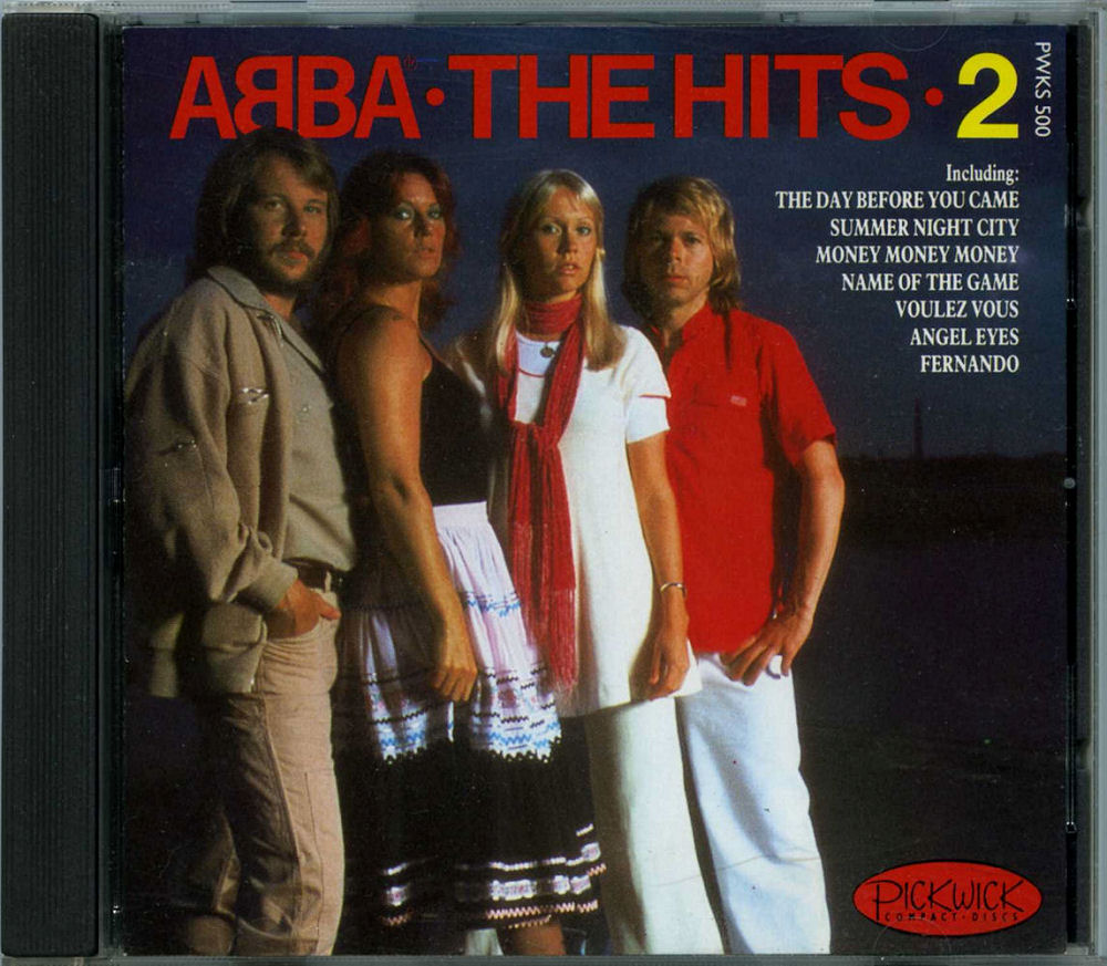 The hits 2 uk 1988 made in great britain abba for Songs from 1988 uk